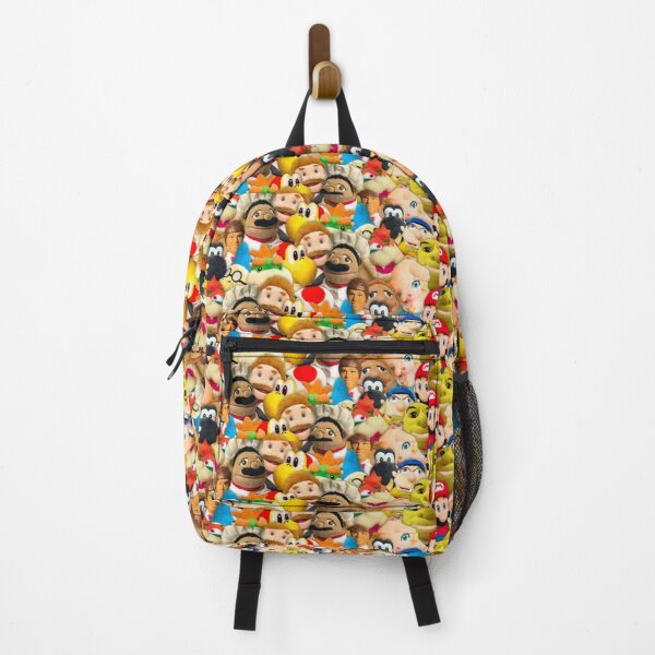 SML Characters Backpack