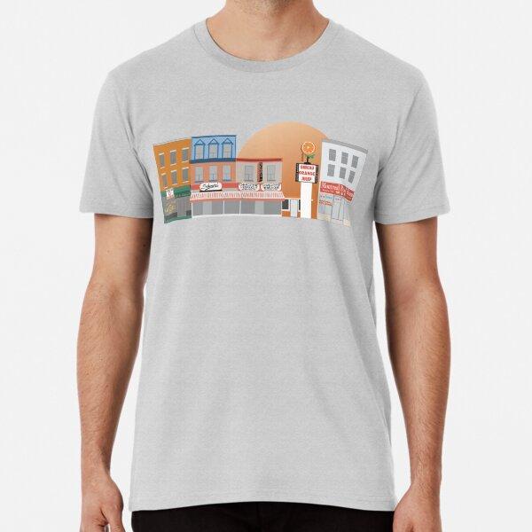 Montreal Foodies 2 Premium T-Shirt