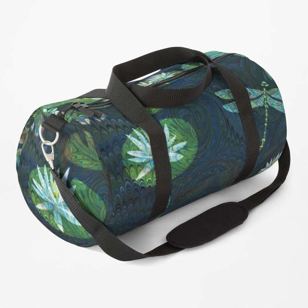 Dragonfly Garden Duffle Bag