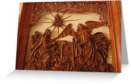 Relief sculpture by atelierwilfried