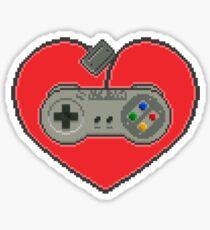 16-Bit Romance Sticker