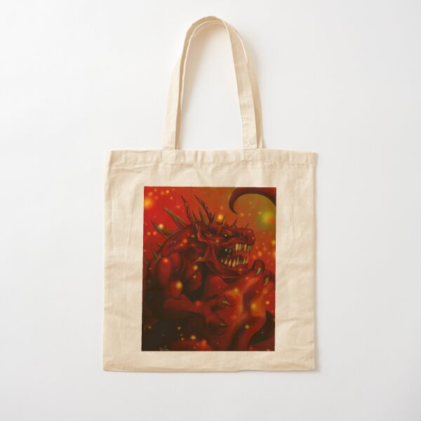 Hellbeast Cotton Tote Bag