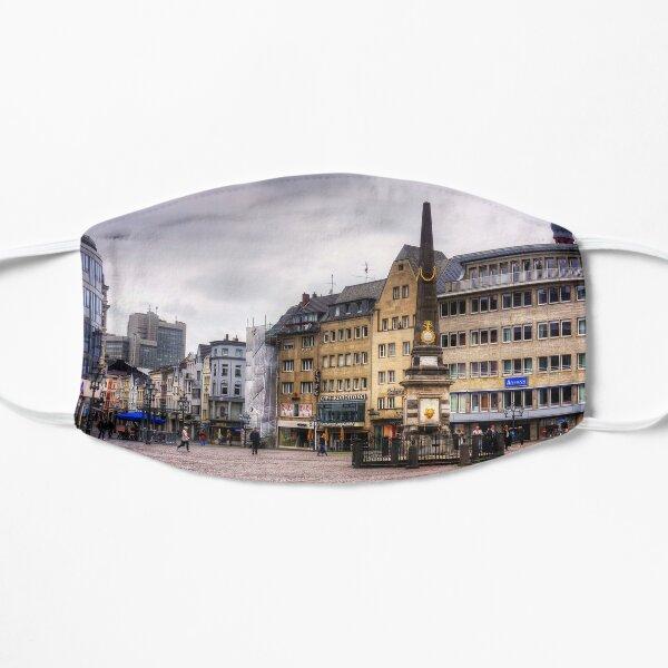 Bonn Market Square Flat Mask