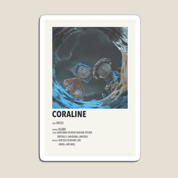 Coraline Magnet