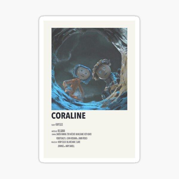 Coraline Sticker