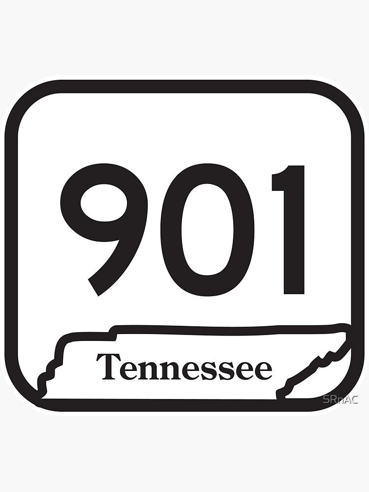 Tennessee State Route 901 (Area Code 901) by SRnAC