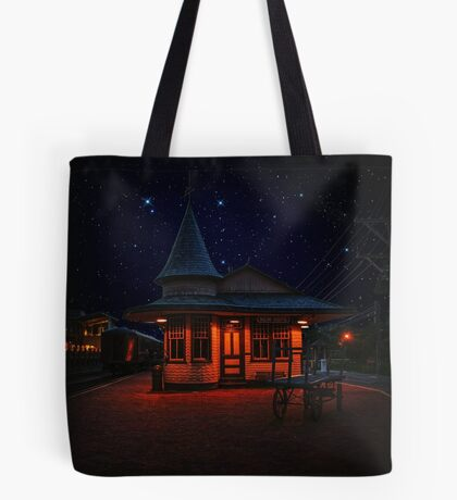 New Hope and Ivyland under the Stars Tote Bag