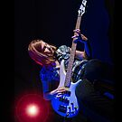 The Bass Player by Jim Haley