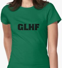 GLHF Women's Fitted T-Shirt