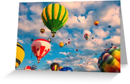 Balloon Ride by MotionAge Media