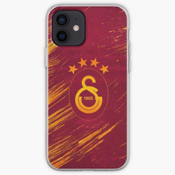 Galatasaray vivid Coque souple iPhone