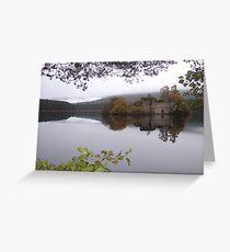 Loch an Eilein nr. Aviemore, Scotland #2 Greeting Card