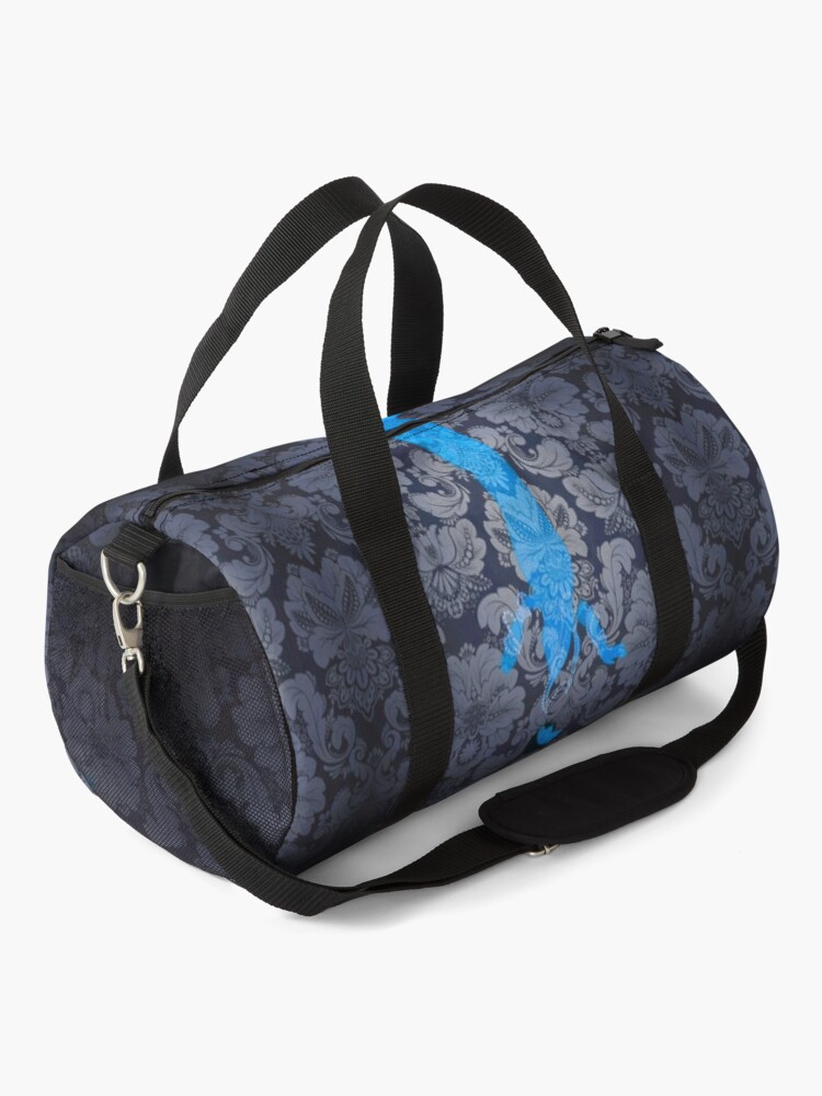 Alternate view of The Blue Ghost Downstairs Duffle Bag