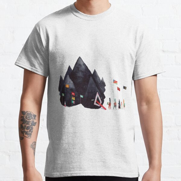 Home of the Strange - Young the Giant Classic T-Shirt