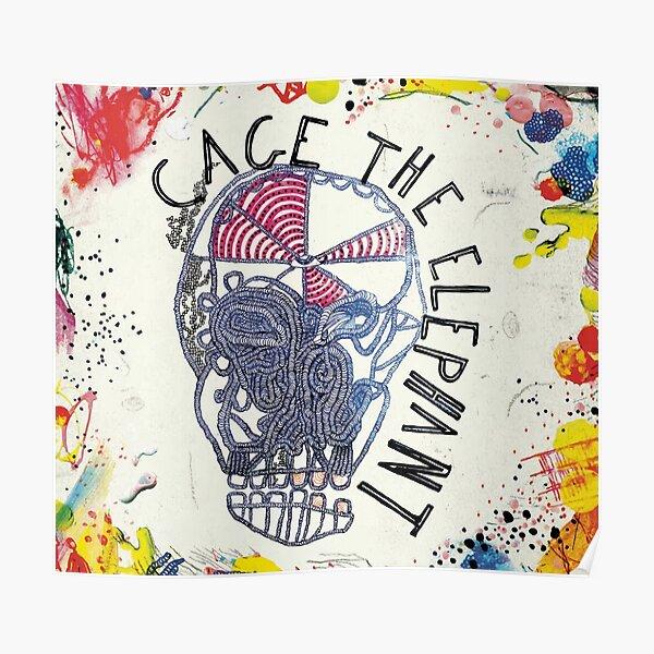 Cage l'éléphant Poster