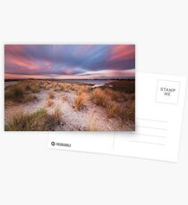 Vibrant Postcards