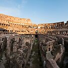 Il Colosseo IV by Adam Lack
