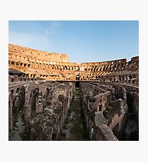 Il Colosseo IV Photographic Print