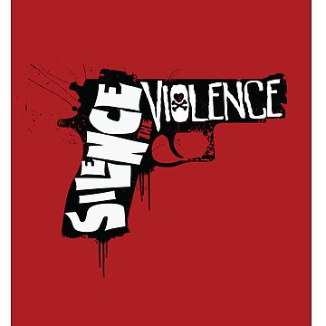 SILENCE THE VIOLENCE by UrbanBratz
