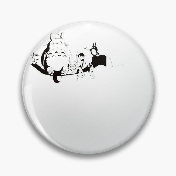 Ghibli Studio - The retro Totoro Tree Pin