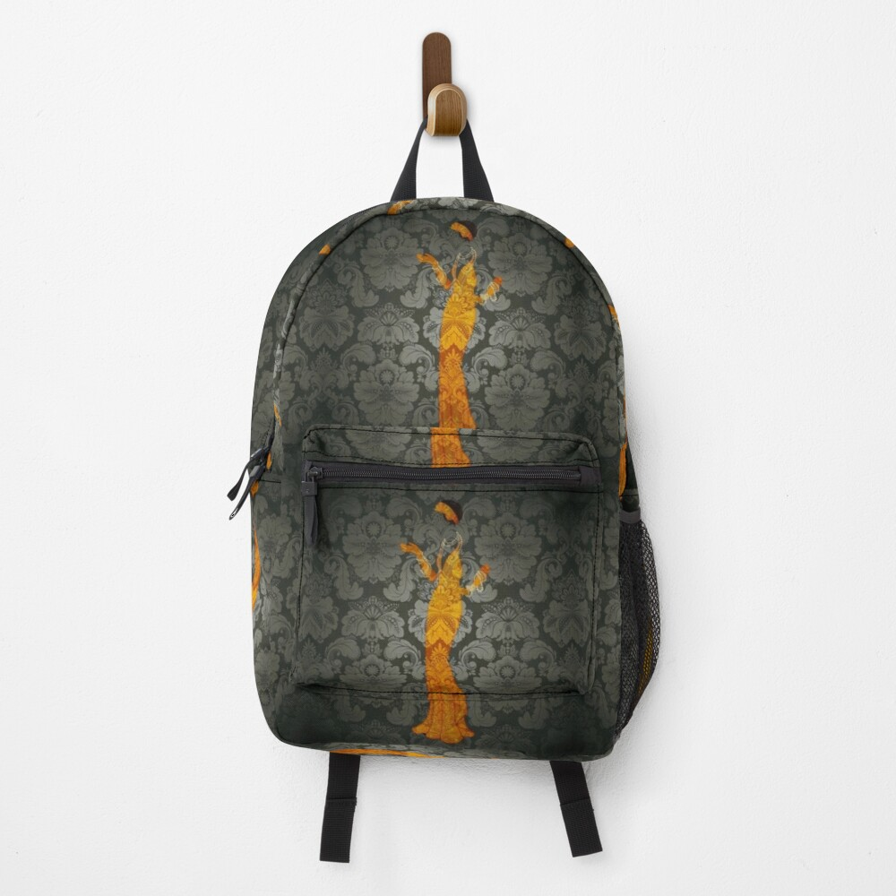 The Ghost Downstairs Backpack