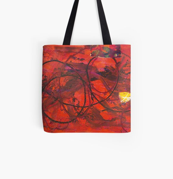 Piece of my Heart #13 All Over Print Tote Bag