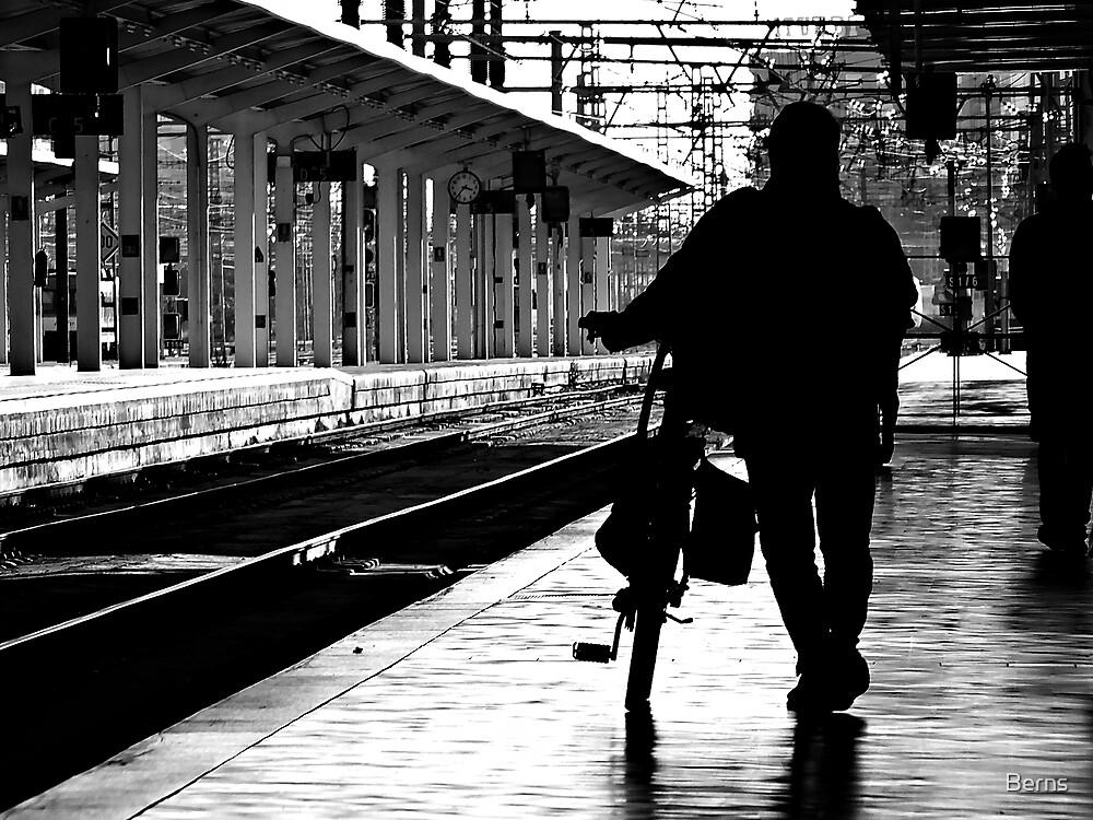 The Platform .. by Berns