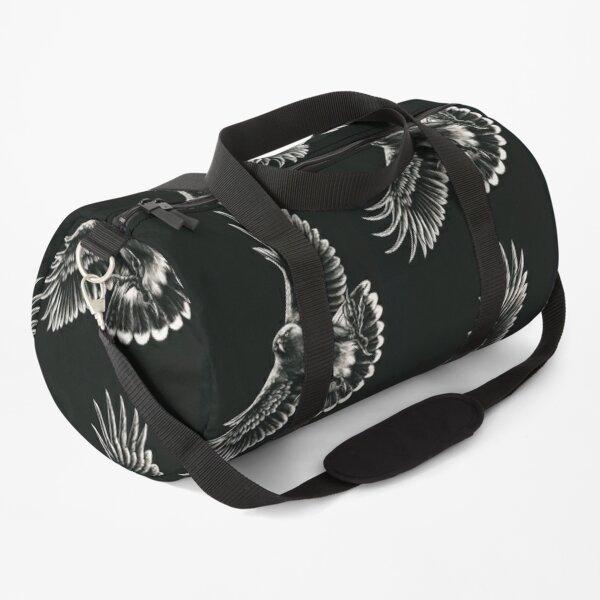 Mariposa the Harris Hawk Duffle Bag