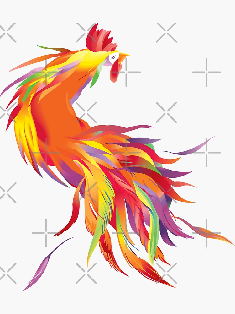 Red Cock by rusanovska