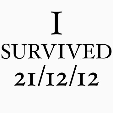 I Survived.... by Lou157
