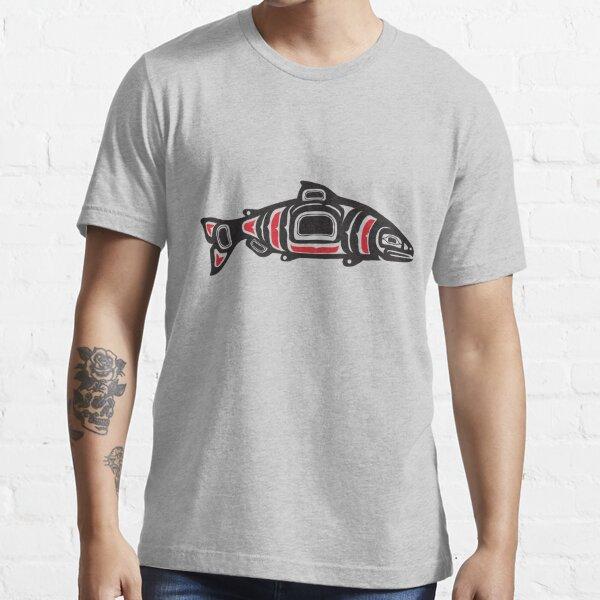 Totem Salmon Essential T-Shirt