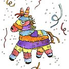 Festive Pinata by RiverbyNight