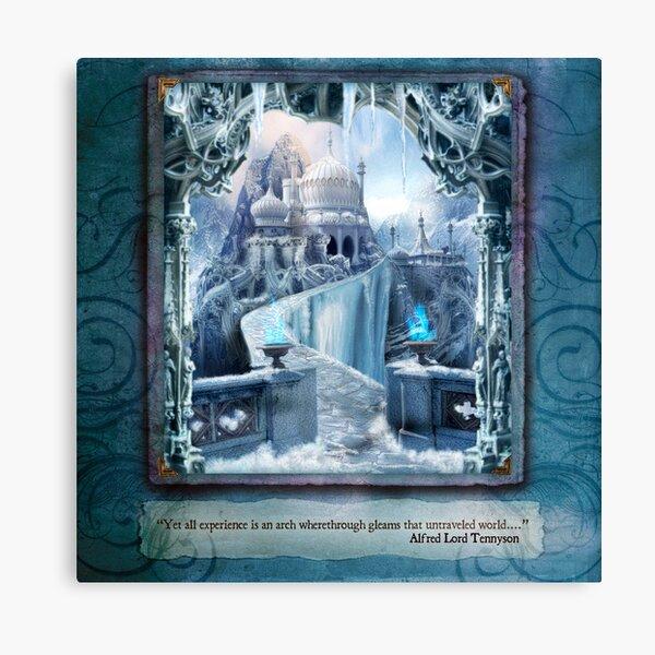 Daydreams Calendar - January Canvas Print