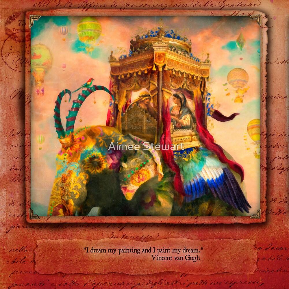 Daydreams Calendar - June by Aimee Stewart
