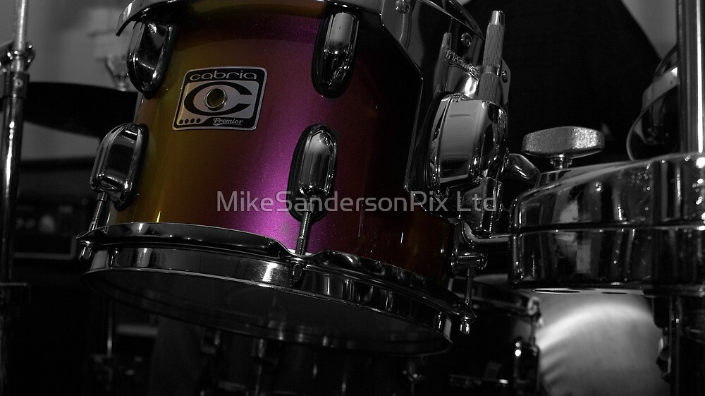 Indigo Yellow - Drums by mps2000