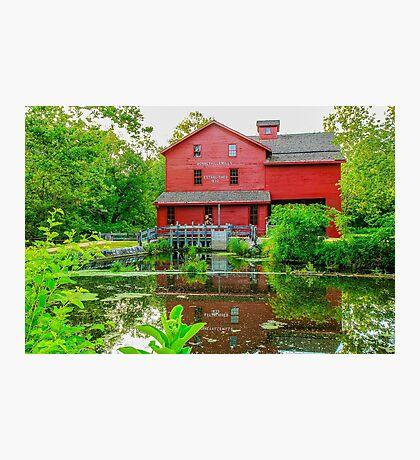 Bonneyville Mill Photographic Print