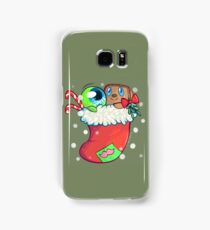 Tim and Sam x-mas! Samsung Galaxy Case/Skin
