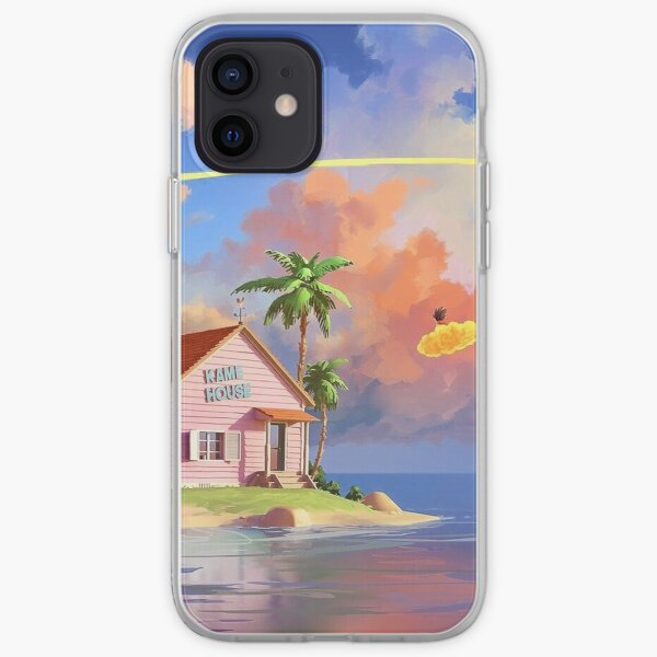 Dragon Ball / Kame House Coque souple iPhone