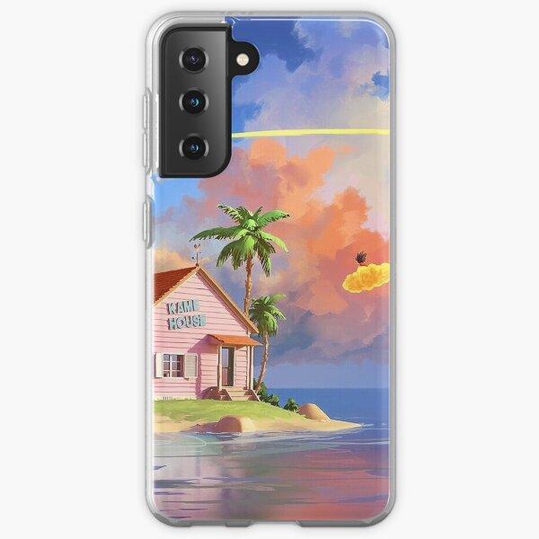 Dragon Ball / Kame House Samsung Galaxy Soft Case