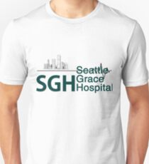 Seattle Grace Hospital Greys {FULL} Unisex T-Shirt