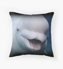 Laughing Matter Throw Pillow