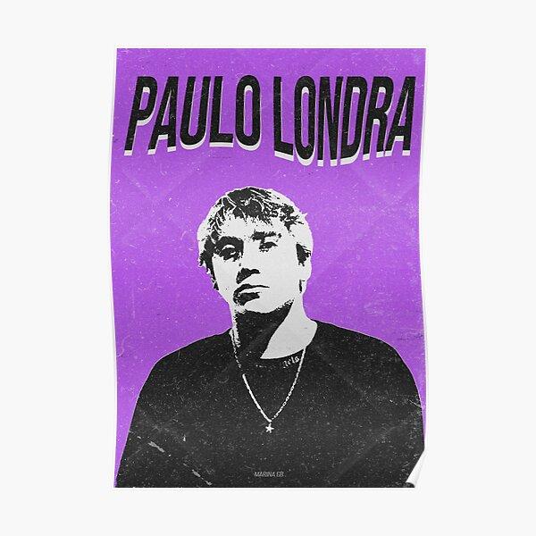 Paulo Londra | Retro  Póster