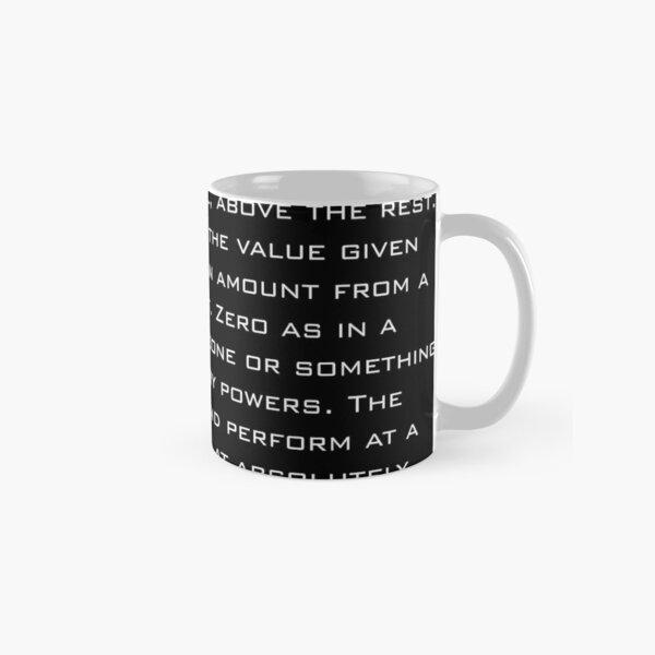 RIVETHEAD Super Zero Classic Mug