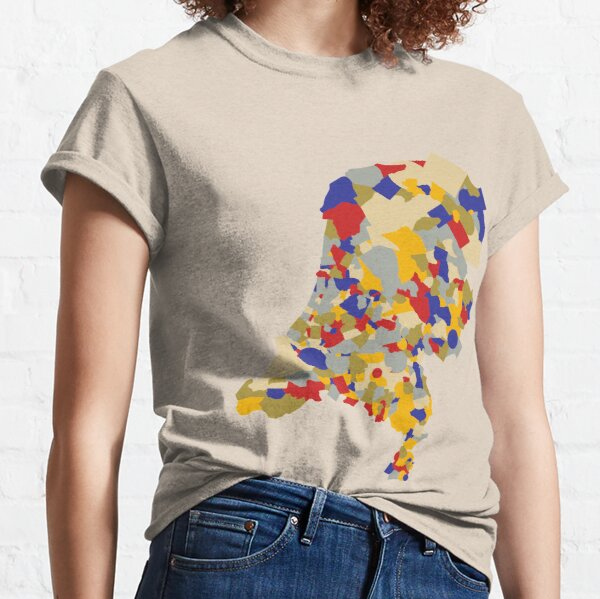 The Netherlands Qlimt style Classic T-Shirt
