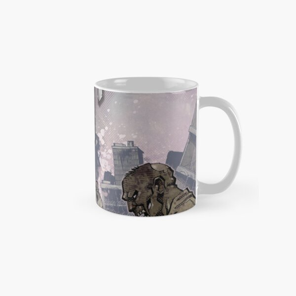 RIVETHEAD Our Zombies Ate Your Songs Classic Mug