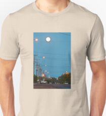 Moon over Lightning Ridge T-Shirt