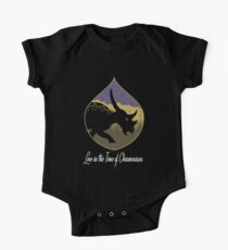 Love in the Time of Chasmosaurs (dark) One Piece - Short Sleeve