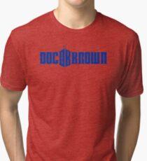 Doc Brown, Time Lord 2 Tri-blend T-Shirt