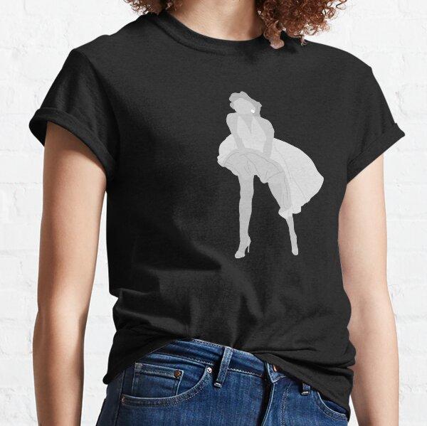 Marilyn Monroe T-shirt classique