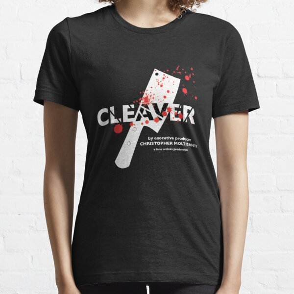"""The Sopranos presents """"Cleaver"""" Essential T-Shirt"""